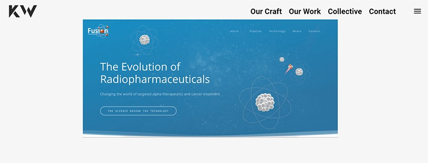 product-marketing-agency-krftwrk-with-high-quality-web-design-for-fusion-pharmaceuticals