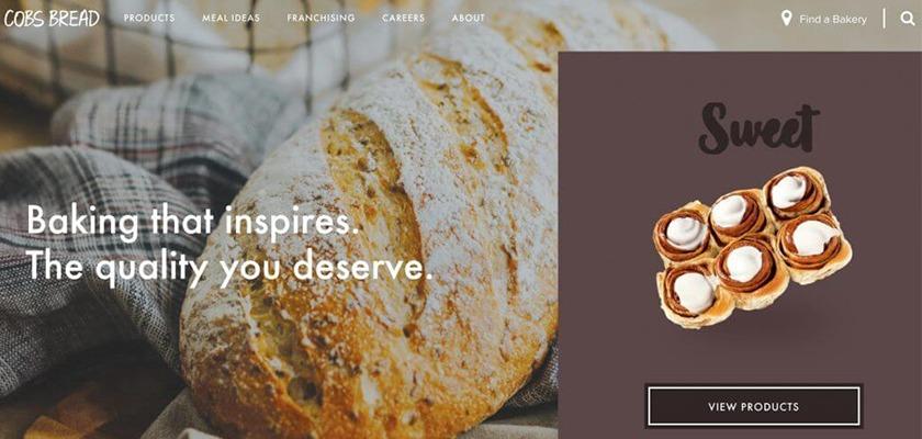 top-web-design-agencies-in-toronto-major-tom-portfolio-cobs-bread