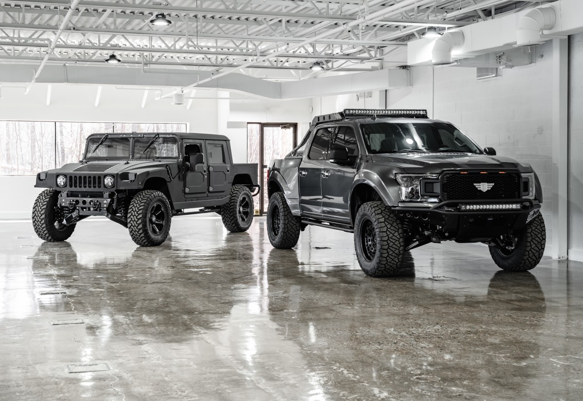 Mil-Spec got its start with Hummer H1s before making the move to something far more popular on US roadways