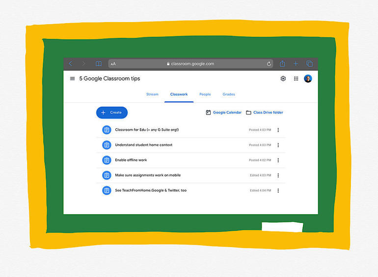 A guide to Google Classroom: 5 tips