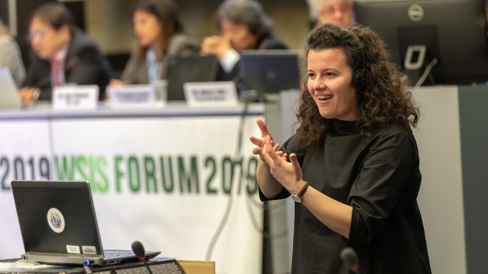 Advancing ICT Accessibility at the World Summit on the Information Society Forum