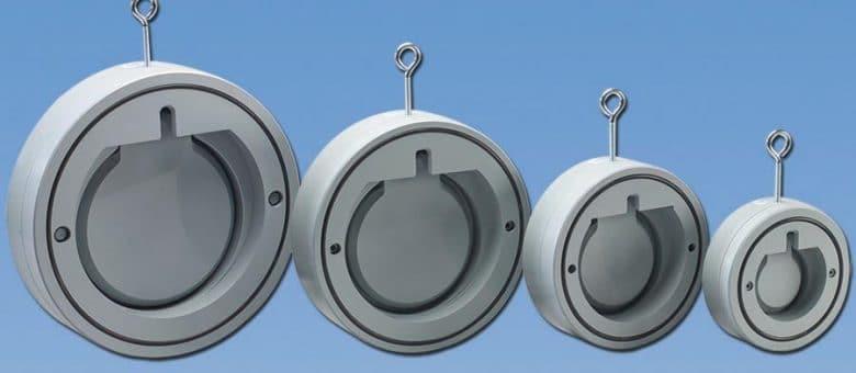 Asahi/America Offers Wafer Check Valves for Back-Flow Prevention