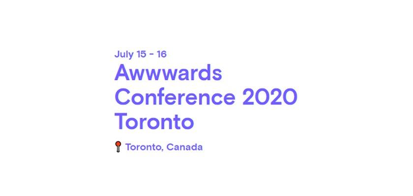 awwwards-conference-toronto-2020-main-image