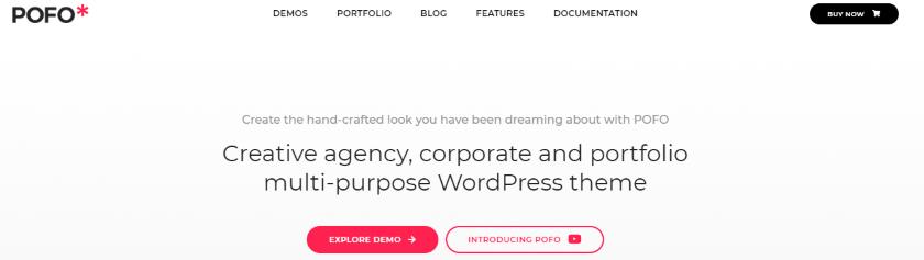 pofo-wordpress-theme
