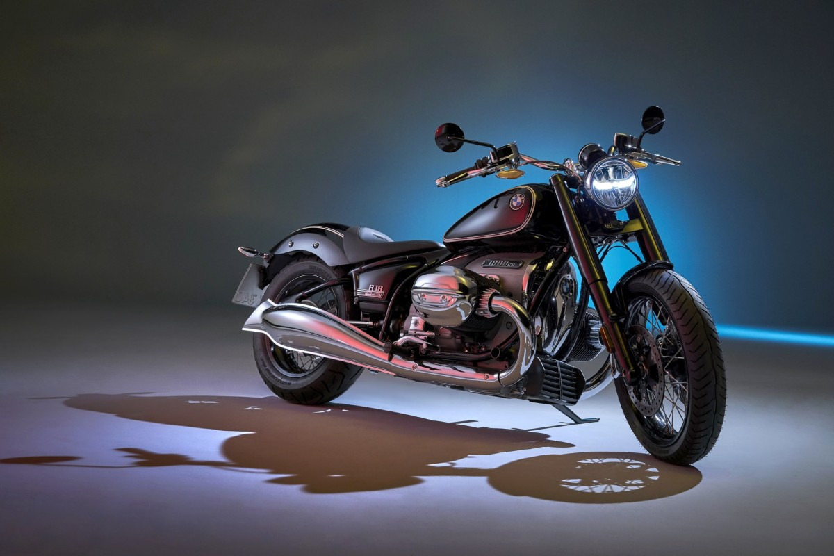 The 2021 BMW R18 Cruiser First Edition