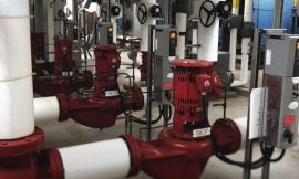 Convention Center Exhibits Major Pump Energy Savings