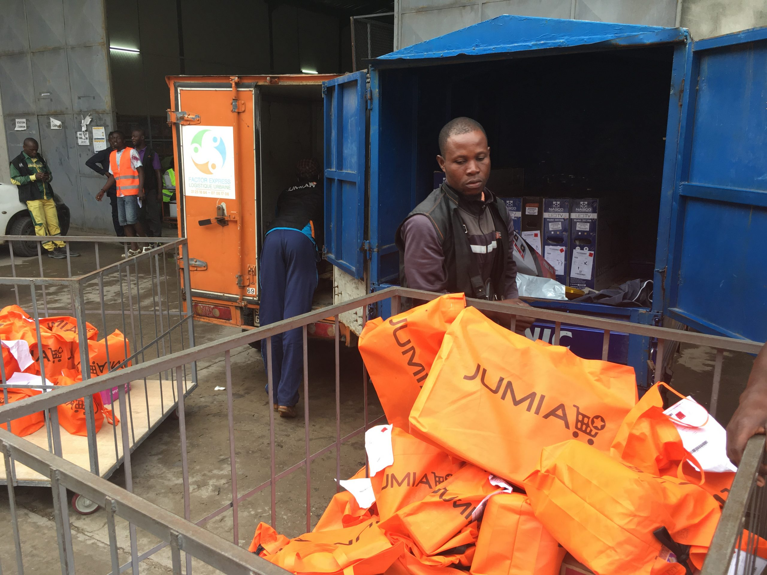 Fact check: Sealed Jumia warehouse reopened, deliveries still ongoing