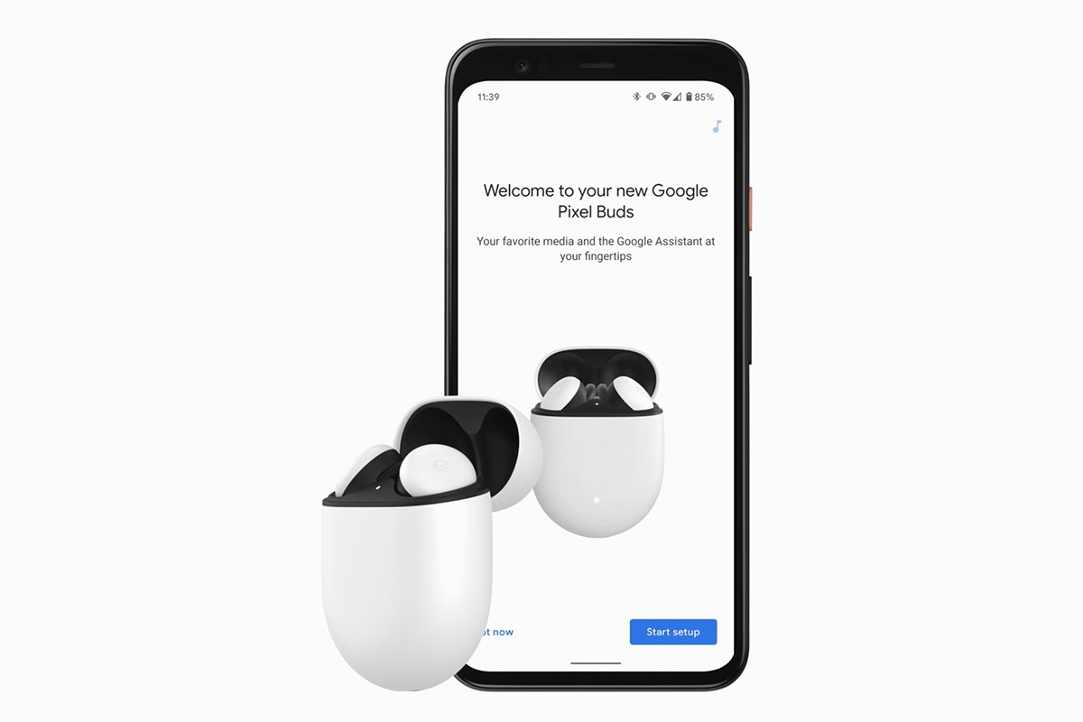 Easy Android pairing is one of the key features of the new Pixel Buds