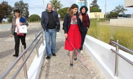 How the 'MyEyes' app makes key destinations in Portugal navigable for the visually impaired
