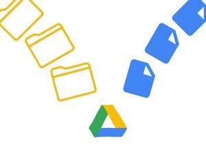 How to share files and folders in Google Drive