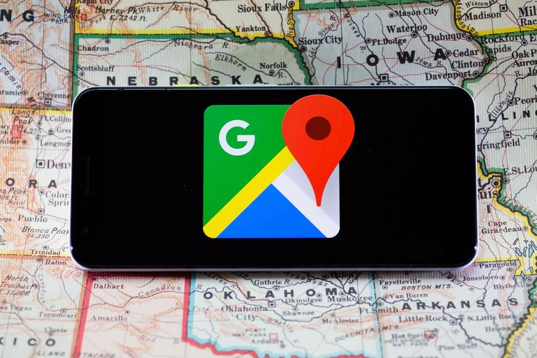 How to use Live View on Google Maps