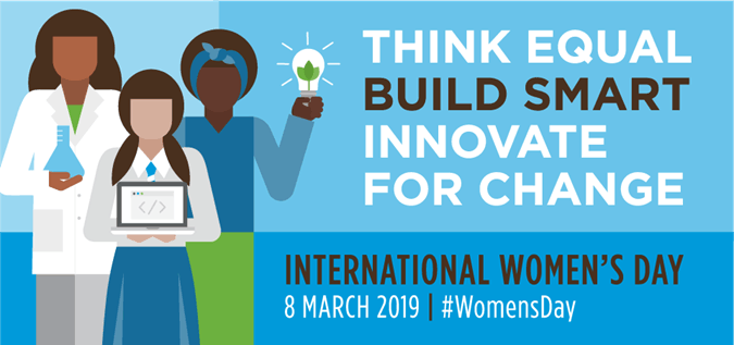 International Women's Day: Building ICT infrastructure for gender equality