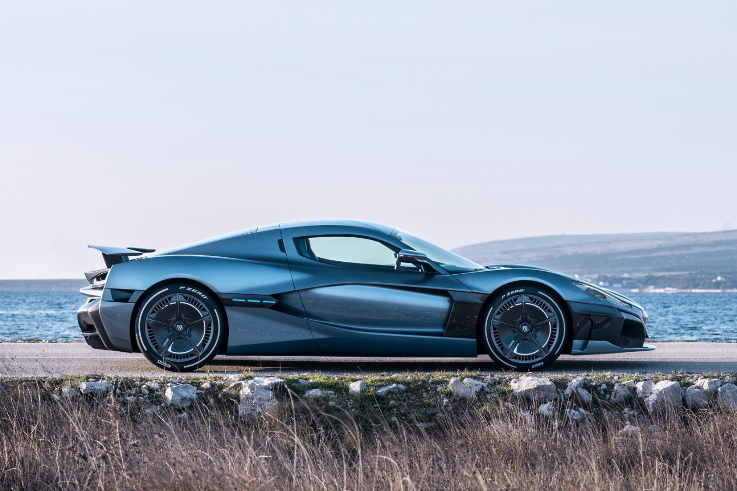 Rimac C_Two:will give you two solid laps of the Nurburgring if driven like it's designed to be driven