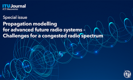 ITU Journal on radiowave propagation extends submission deadline
