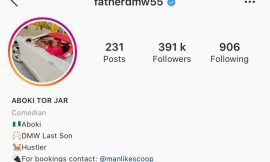 Move over Kadarshians, we're now keeping up with FatherDMW on Instagram Live