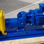 Rotary Lobe Pumps for the Transfer of Flocculant in Water Treatment System
