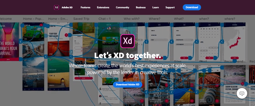 adobe-xd-design-tool