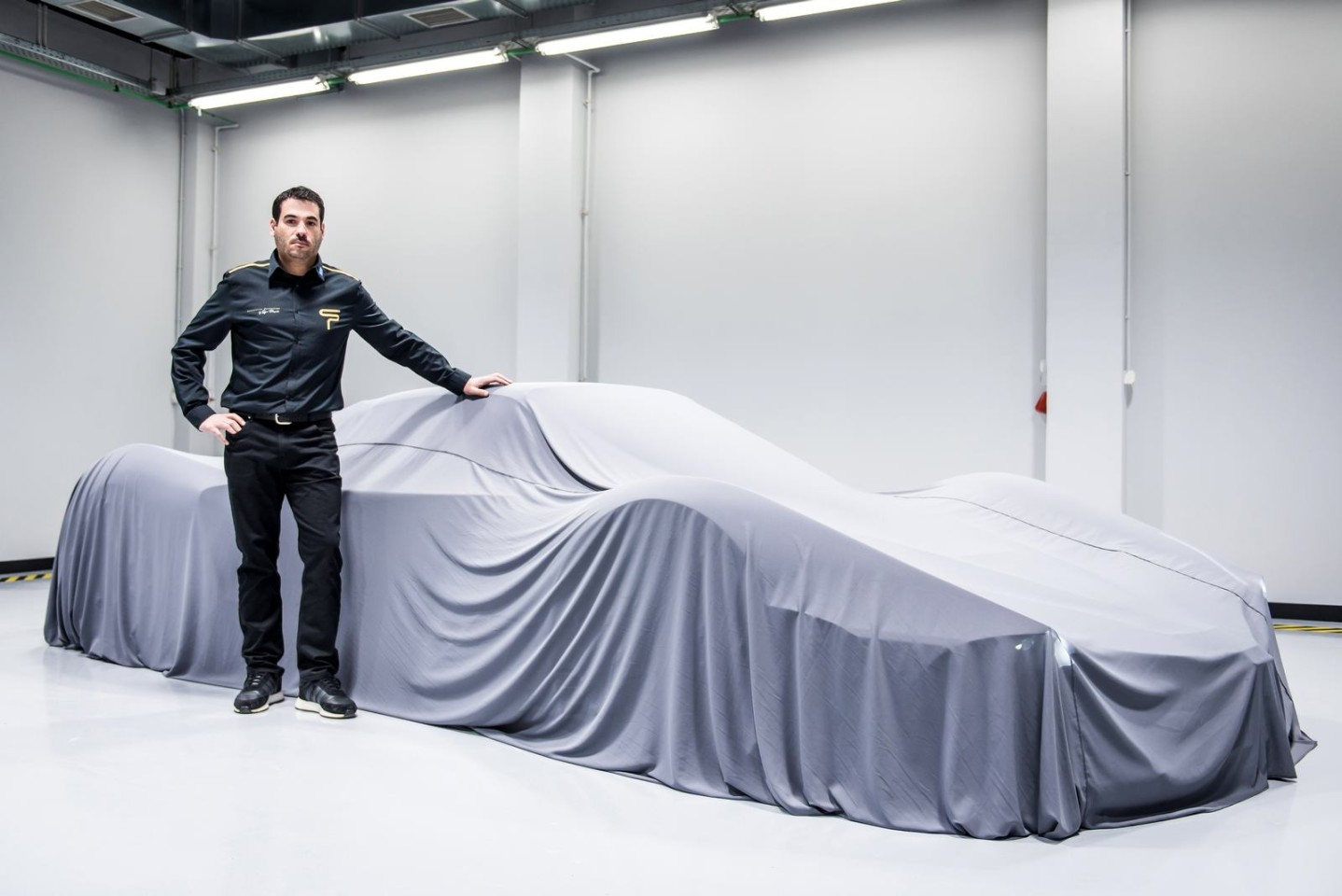 Panopoulos will unveil Project Chaos at next year's Geneva Motor Show