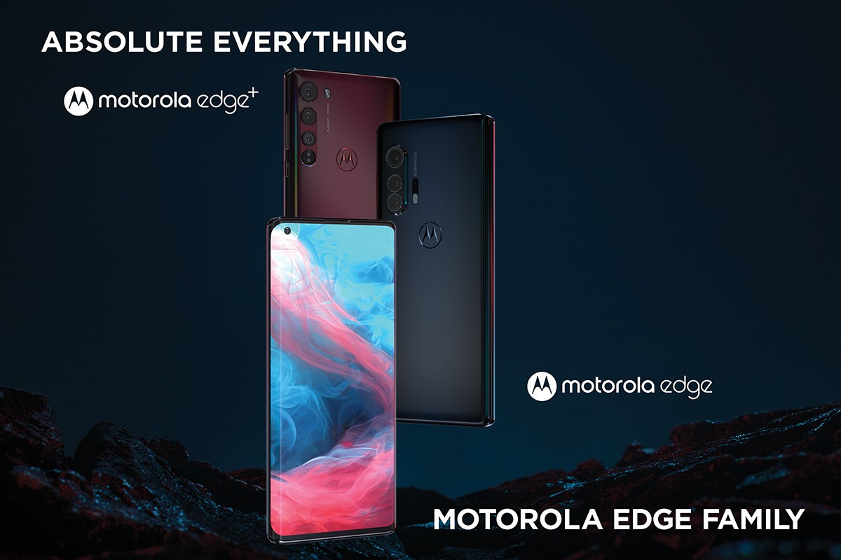 The new flagships are quite a departure from the budget photos Motorola has put out recently