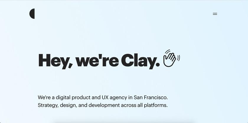 clay ux design agencies