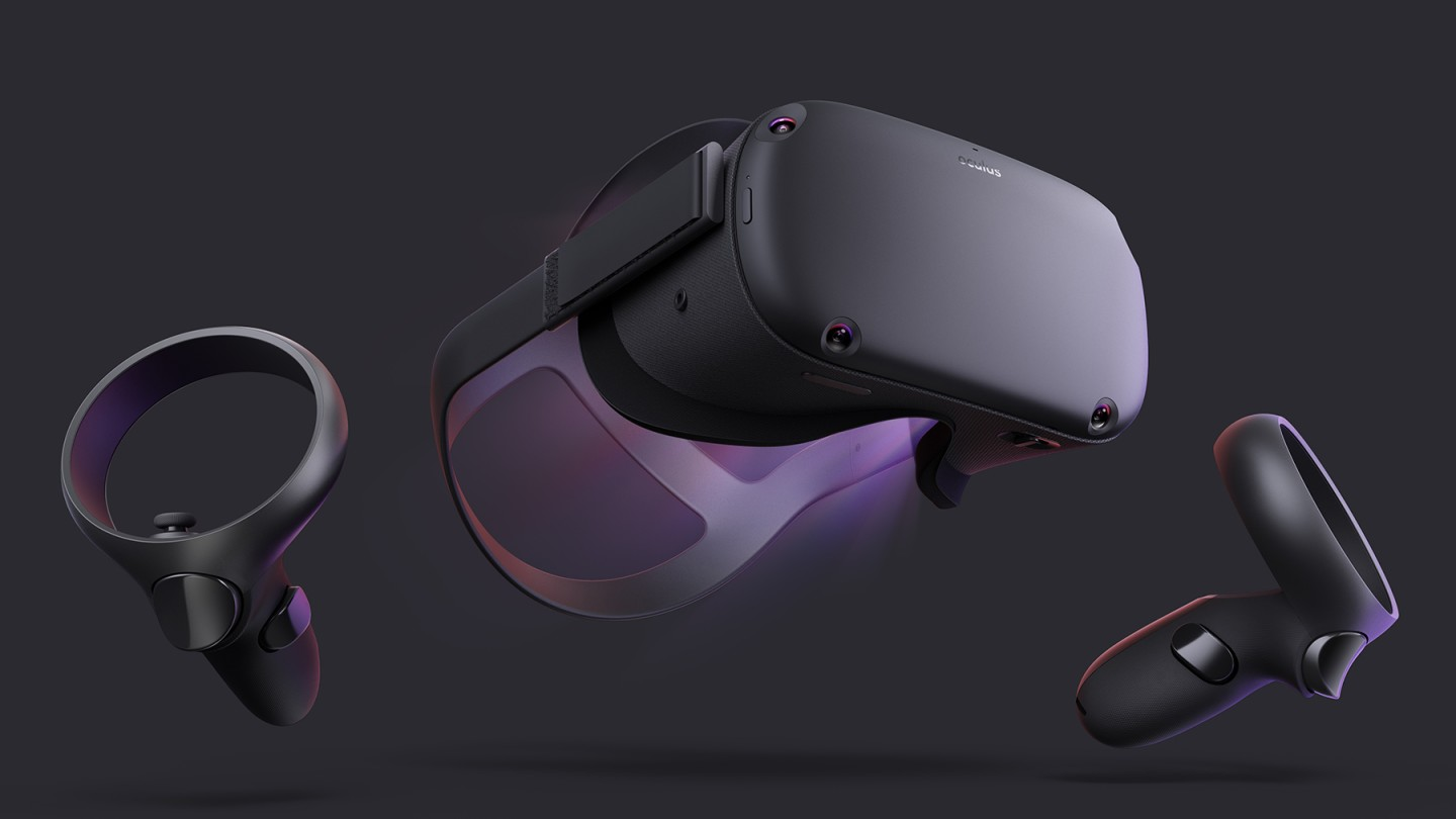 The Oculus Quest starts at US$399 - no PC required
