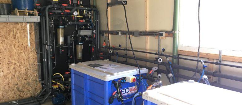 "Ultrasonic Sensors in The ""Blue Battery"""