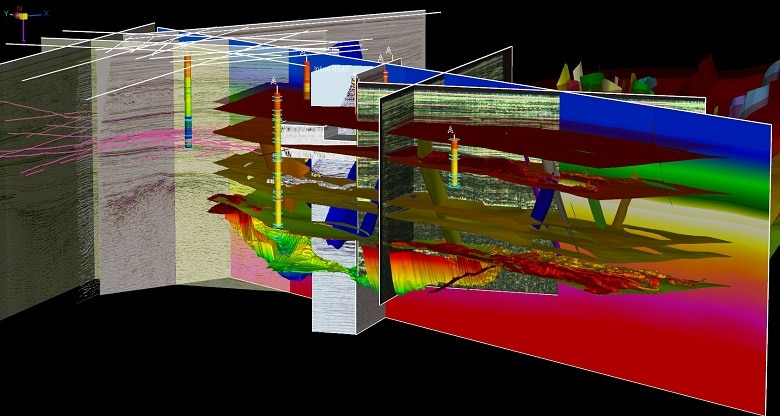 Emerson's exploration and production software offers a holistic view of the subsurface, optimising workflows and delivering high-quality subsurface data.