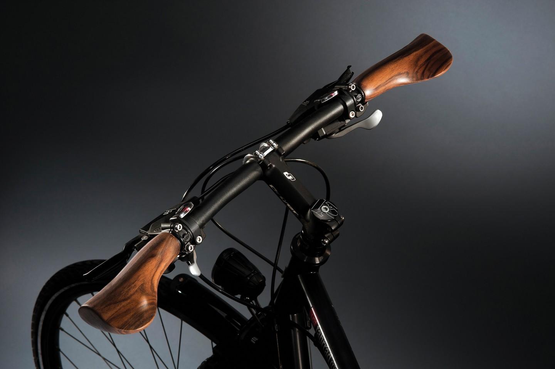 Velospring's Sen Comfort bicycle handlebar grips