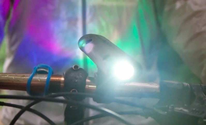 The ShineOn Dual Beam