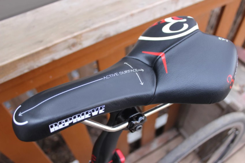 The Reprieve Bicycle Saddle
