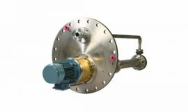 Amarinth's Innovative API 610 VS4 Vertical Sulphur Pumps Designed Specifically for the Oil and Gas Industry