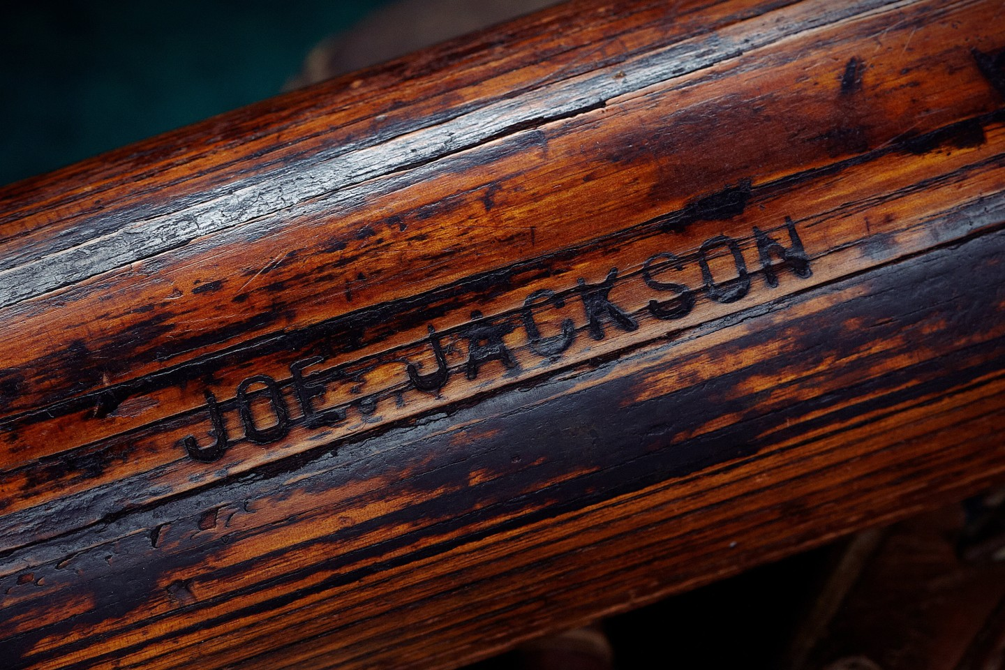 """Shoeless Joe"" Jackson 1911 Rookie Bat 