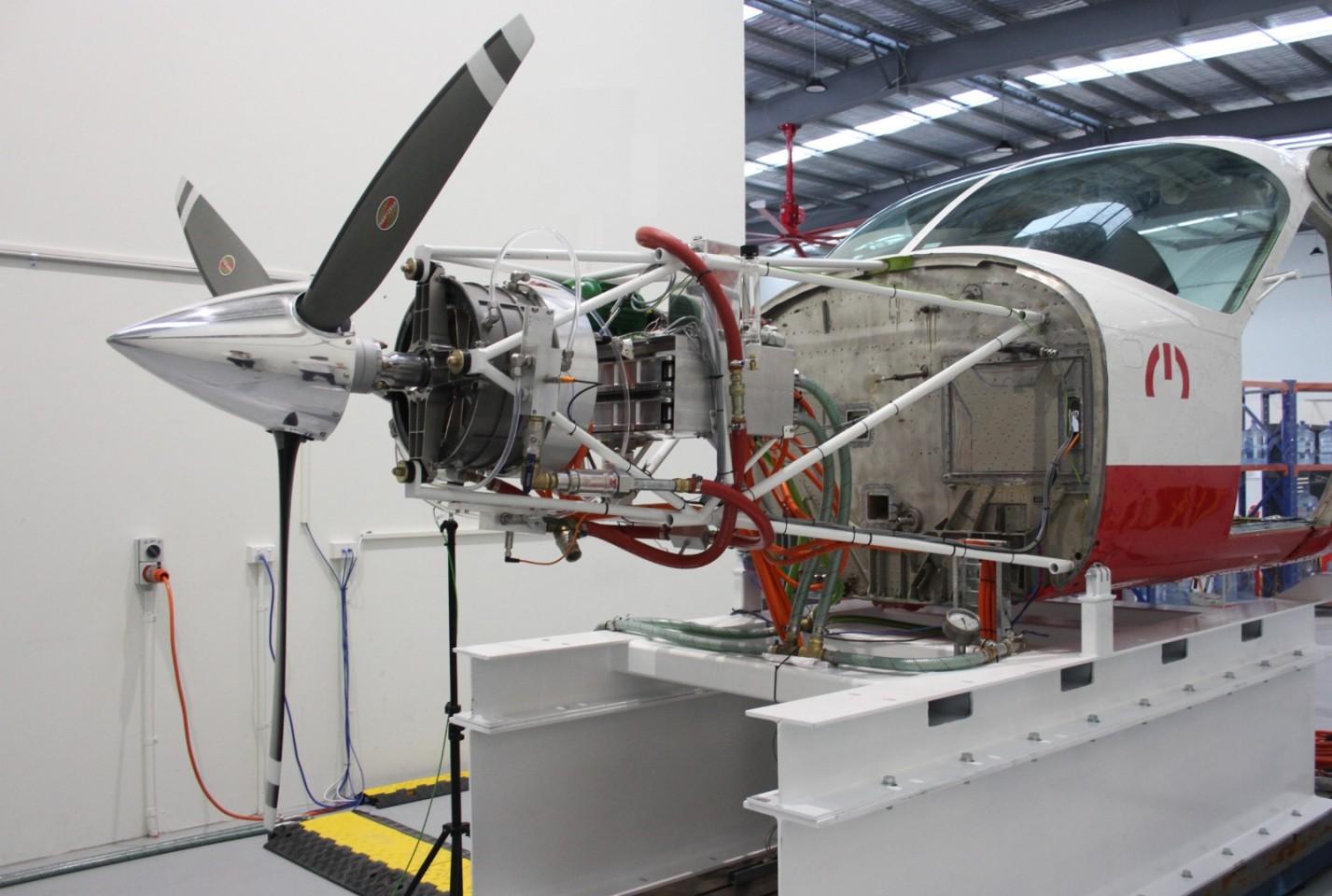 Magnix's magni500 propulsion system