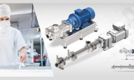 High-Quality and Reliable Pumps for the Food Industry
