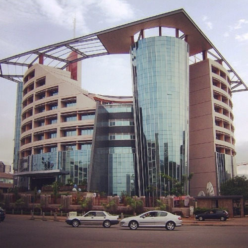 NCC headquarters in Abuja