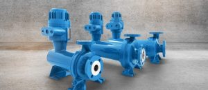 LEWA realizes Heads of 90 meters With DIN EN ISO 2858-Compliant NIKKISO Canned Motor Pumps