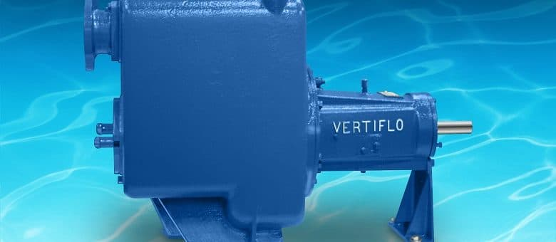 Self-Priming Centrifugal Pumps with Optional External Flush
