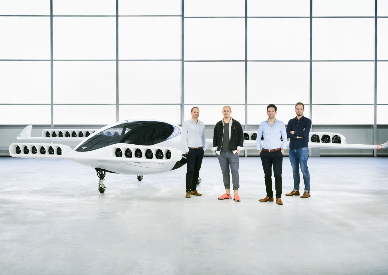 Lilium first emerged in 2016 as an aviation startup with some very lofty ambitions