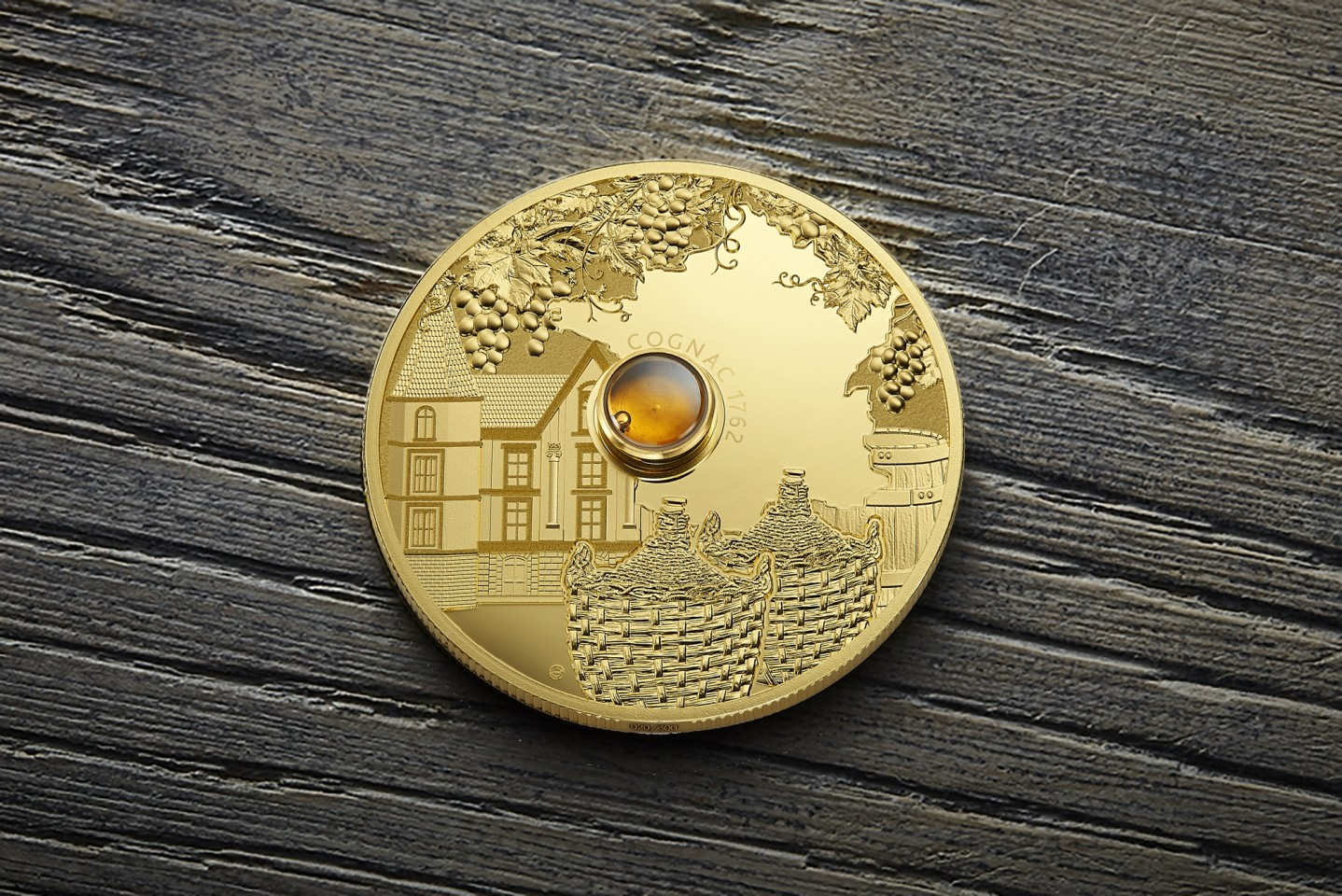 Lux Coin Company's Cognac Coin