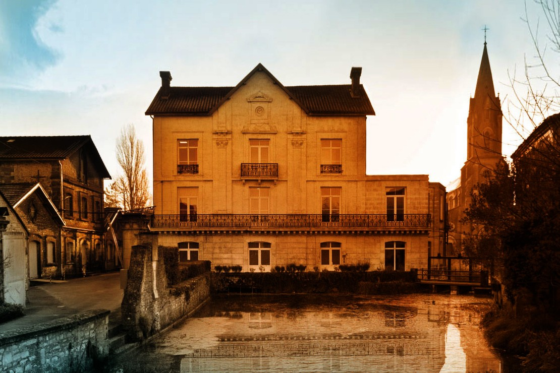 The Maison Gautier museum is located where the company has been crafting cognac for 265 years.
