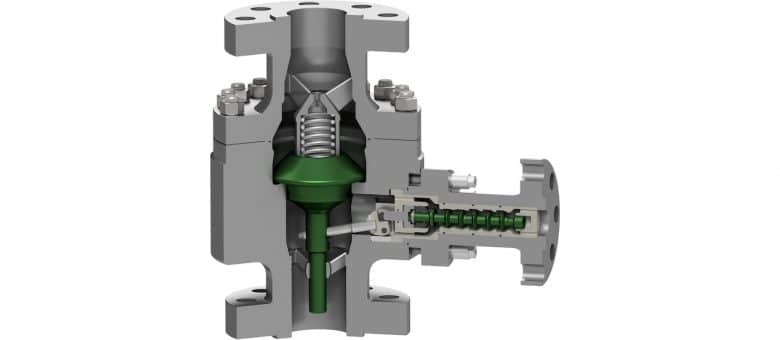 The SIP Pump Protection Valve is a Unique Type of Valve on the Market