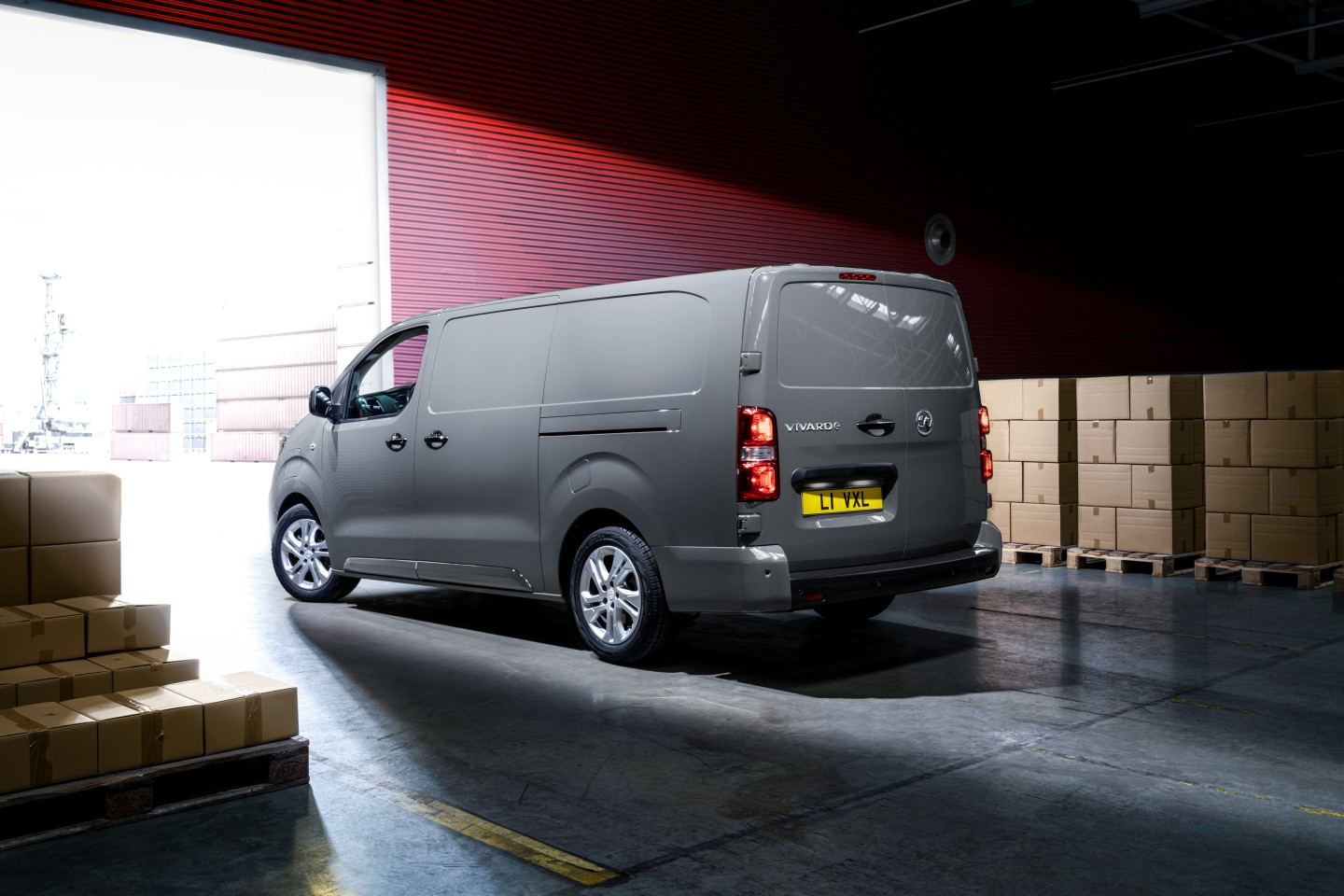 Vauxhall plans to begin taking orders for the Vivaro-e in June 2020 and begin deliveries later in the year