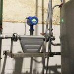 Vegetable Oil Flow Measurement