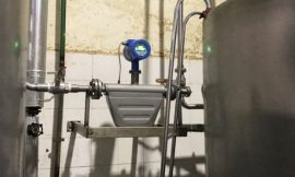 Vegetable Oil Flow Measurement
