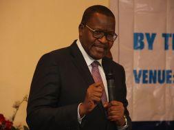 Executive Vice -Chairman, N C C. Prof. Umar Garba Dambata Making his point (1)