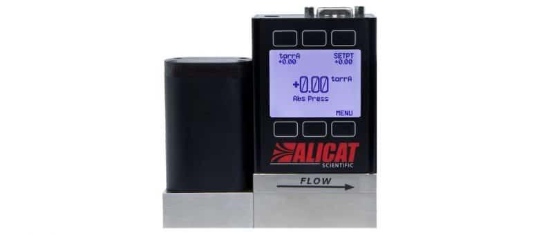 Alicat Scientific Announces Conductor Integrated Vacuum Pressure Controllers