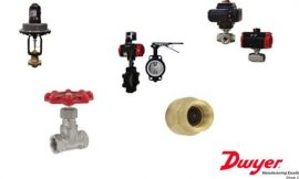 Common Valves Used in the Oil & Gas Industry