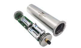 Compact Battery Powered Level Meter with Cloud Measurement Solution