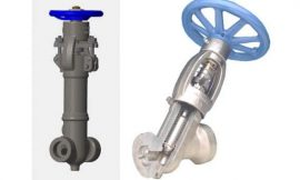 Conval Offers Full Line of Low- and High-Pressure Bellows Seal Valves