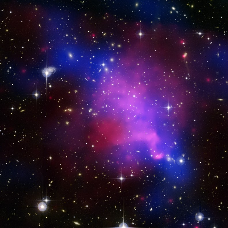 Dark matter is believed to pervade the universe – so why haven't we found it yet? And how do we even know it's there?